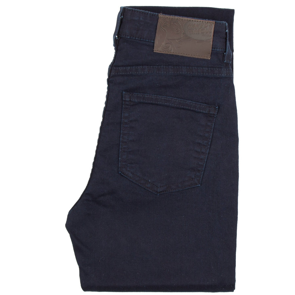 High Skinny Lightweight Indigo Super Stretch - marsclothing