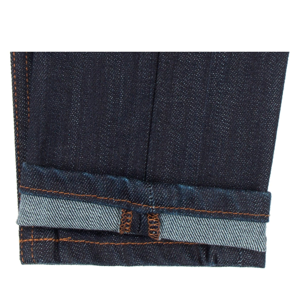 The Skinny Indigo Power Stretch - marsclothing
