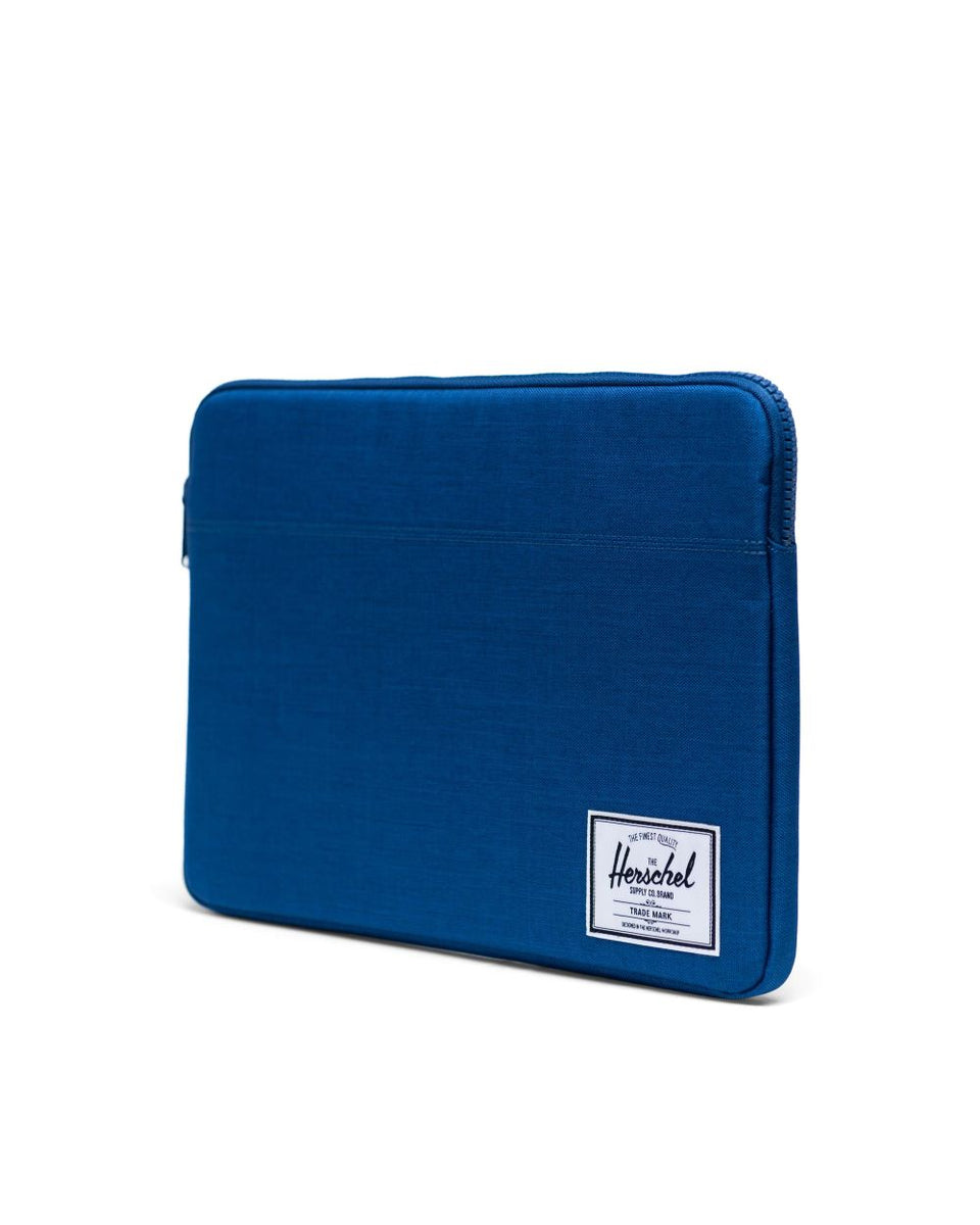 "Anchor 15"" Monaco Blue Crosshatch"