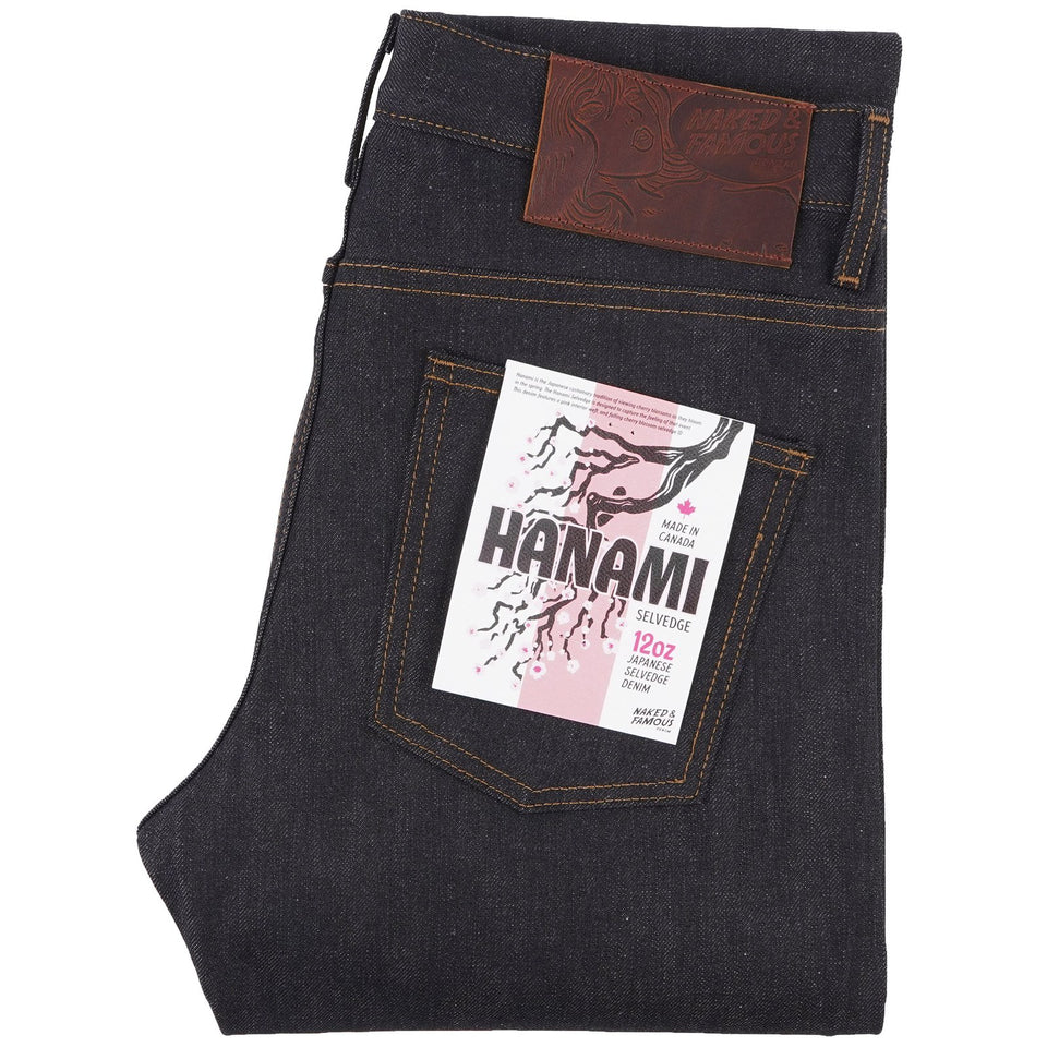 Super Guy Hanami Selvedge - marsclothing
