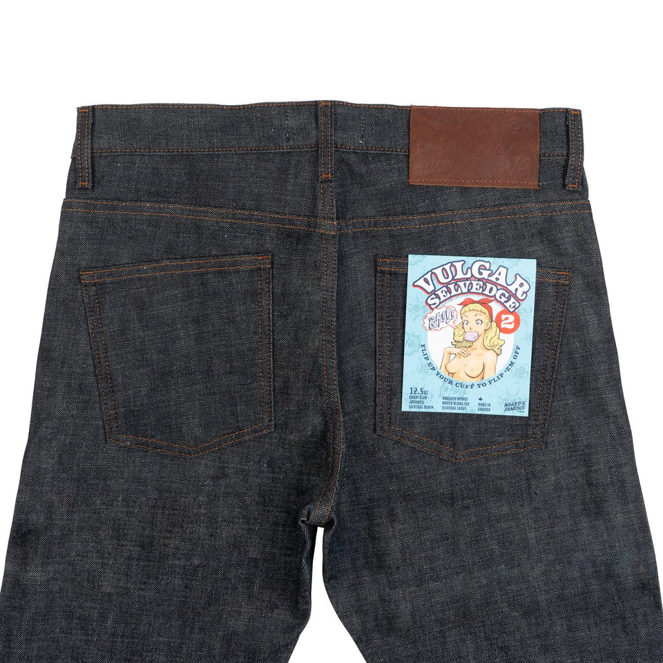 Super Guy Vulgar Selvedge 2