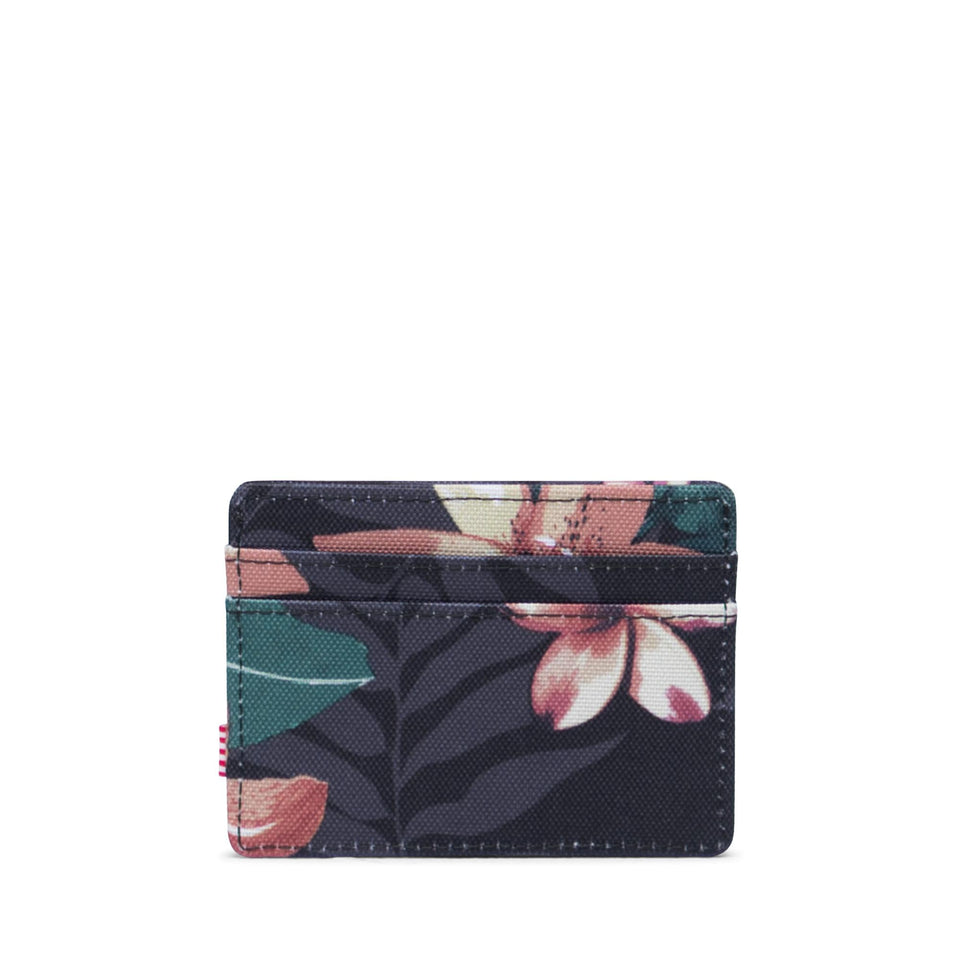 Charlie Summer Flower Black - marsclothing