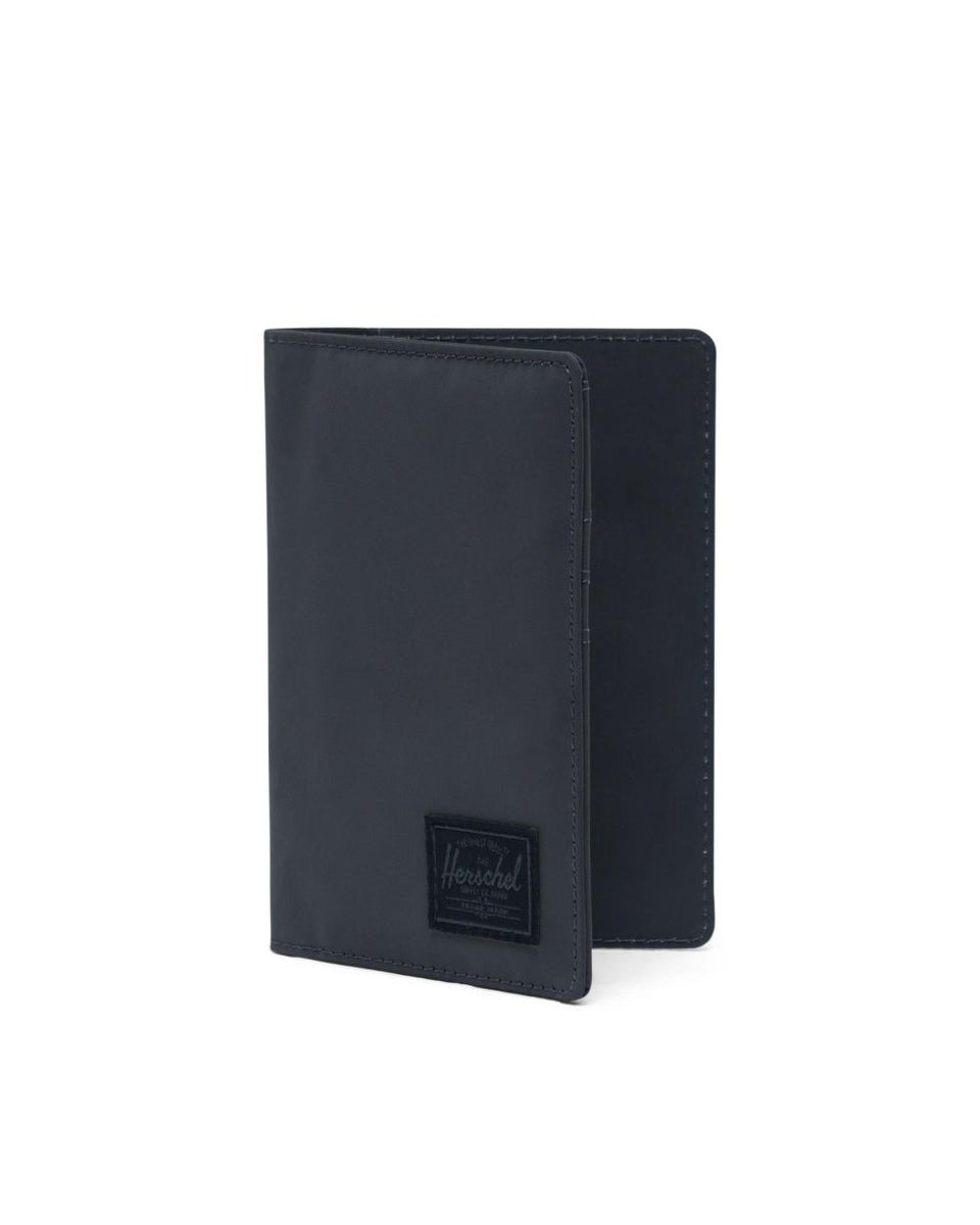 Raynor Passport Holder Black Reflective
