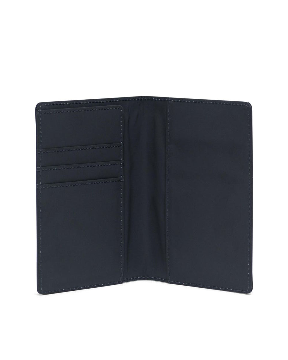 Raynor Passport Holder Black Reflective - marsclothing