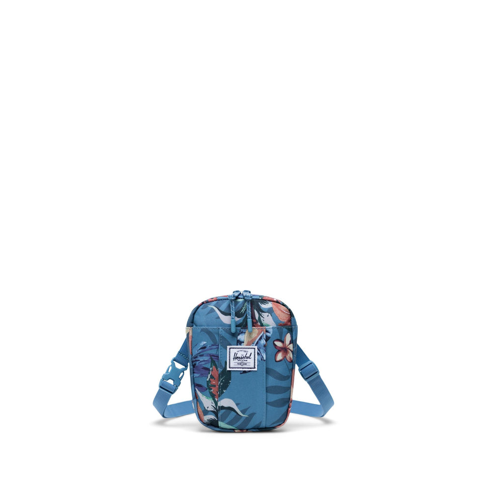 Cruz Crossbody Summer Floral Heaven Blue - marsclothing