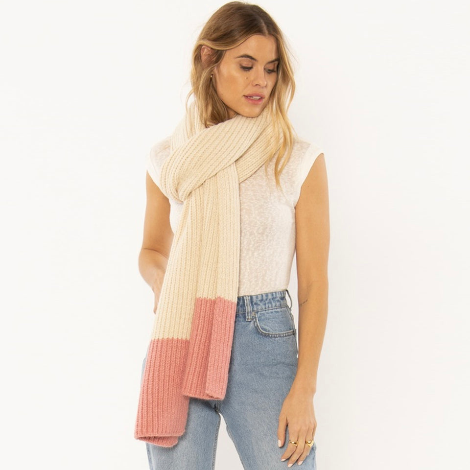 Cozy Up Knit Scarf - marsclothing
