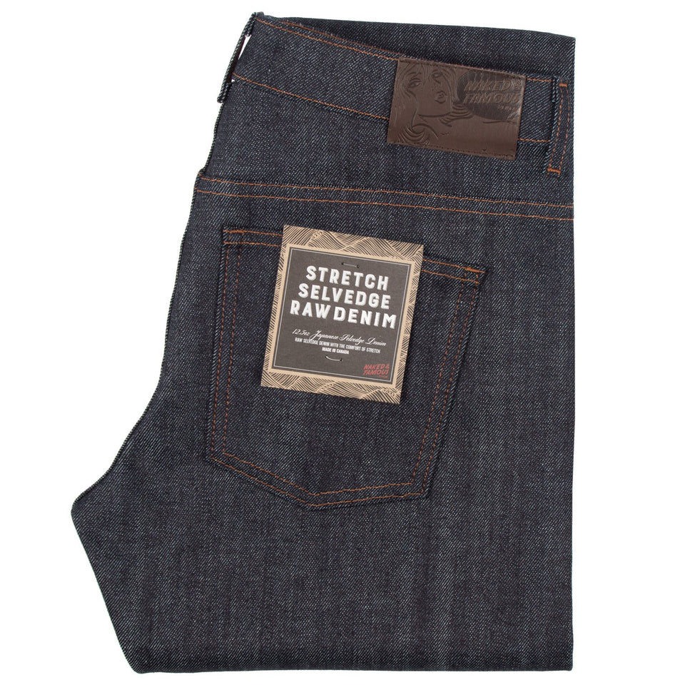 Boyfriend Raw Stretch Selvedge - marsclothing