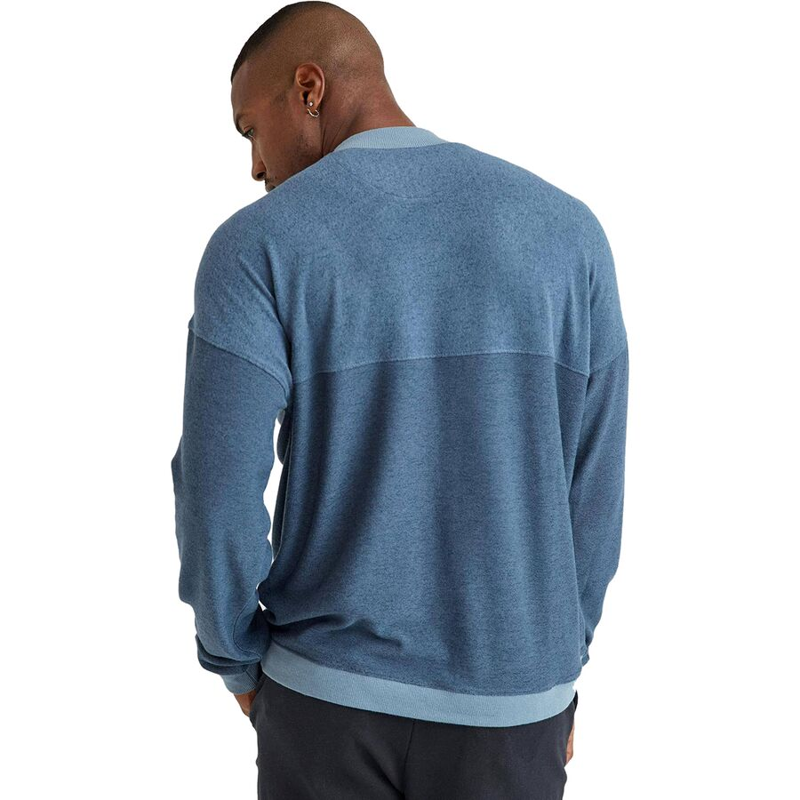 Cozy Knit Blue Mirage