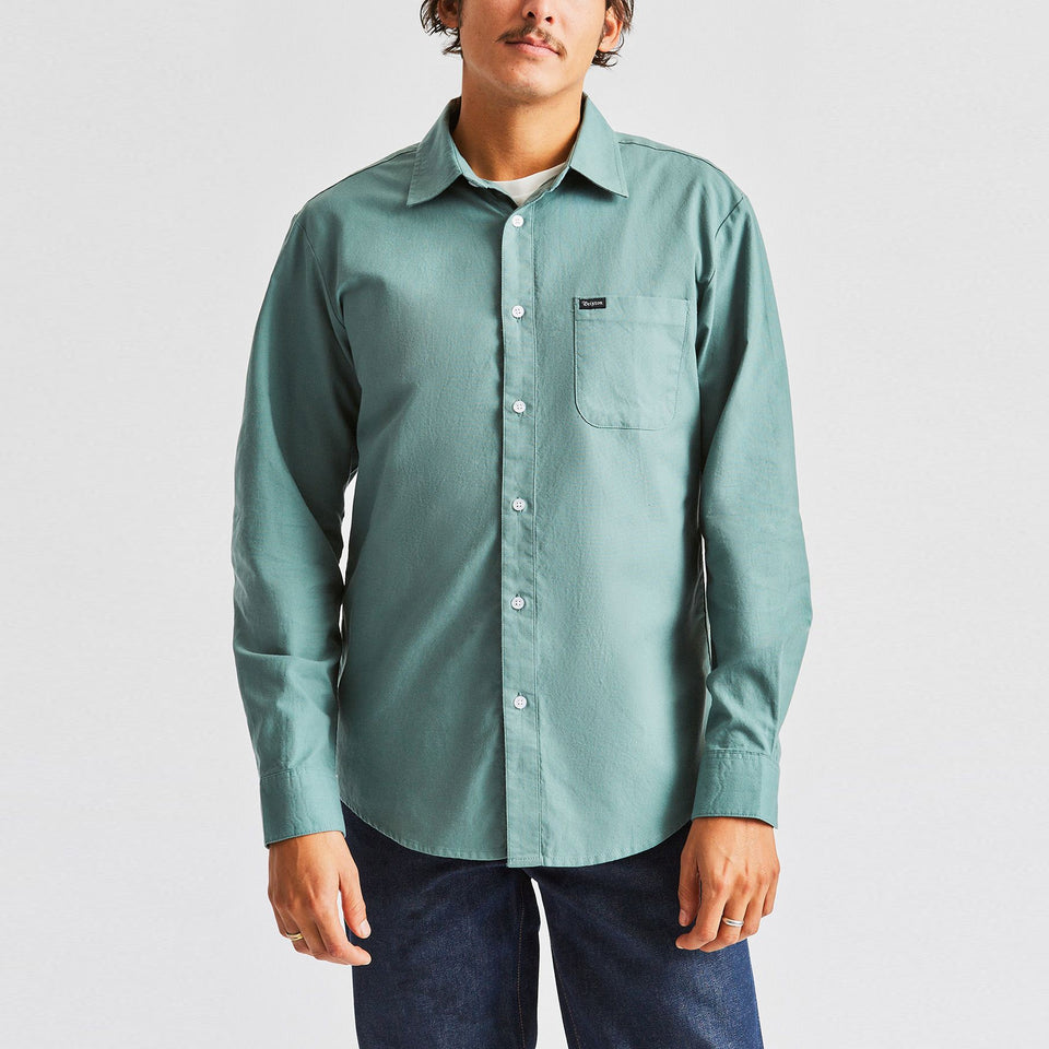 Charter Oxford Jade - marsclothing