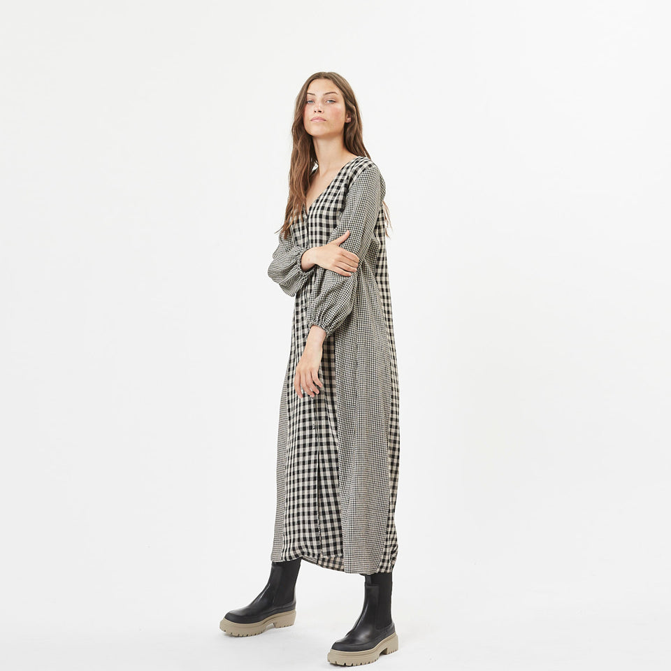 Frud Midi Dress - marsclothing