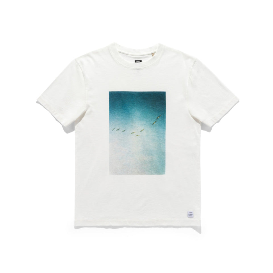 Zak Bush Birds Tee - marsclothing