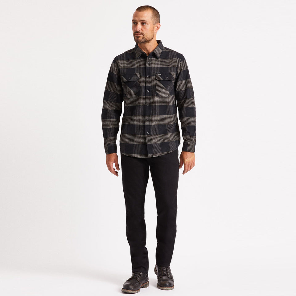 Bowery Black/Steel - marsclothing