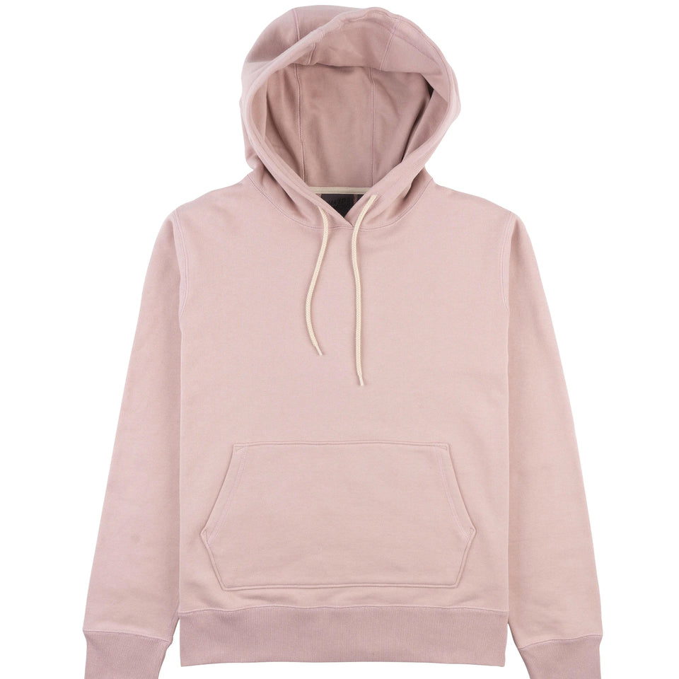 Blush Pink French Terry Hoodie - marsclothing