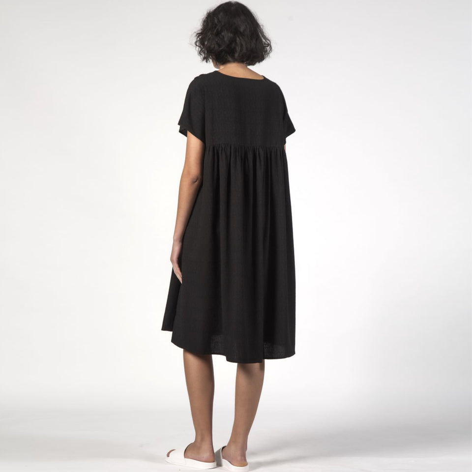 Elfie Dress Black - marsclothing