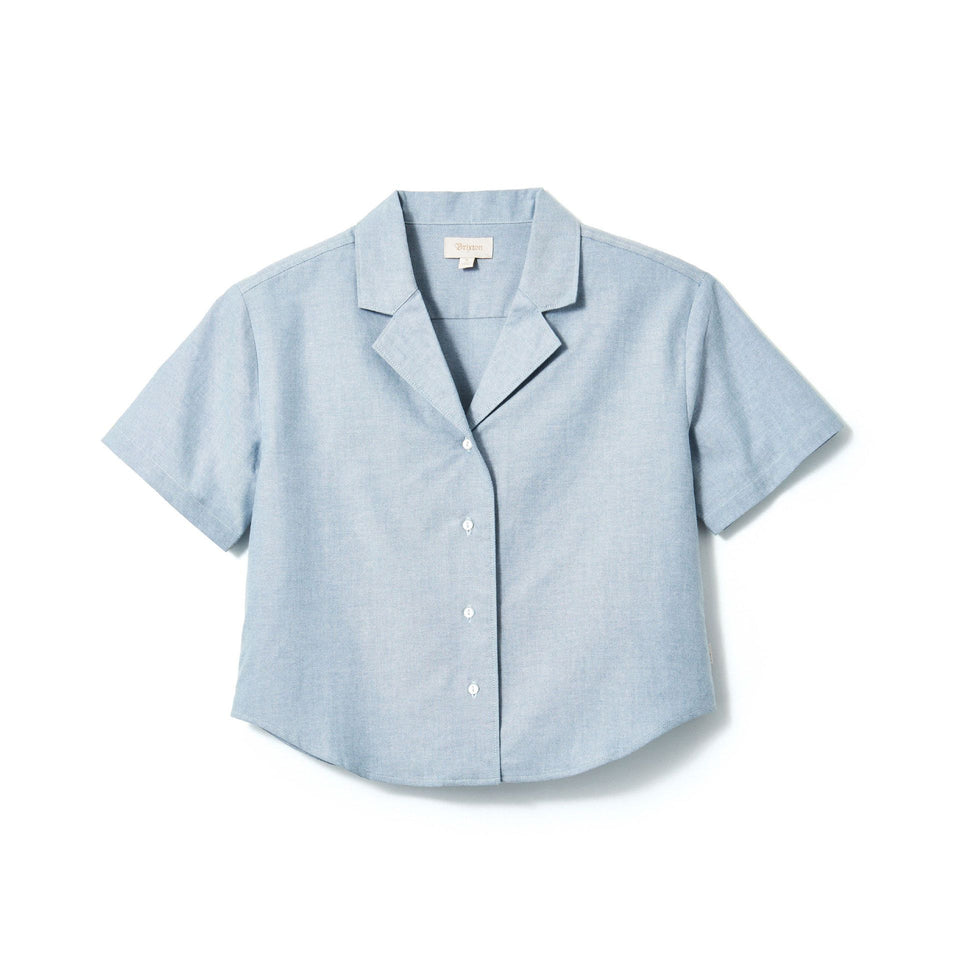 Naomi Light Blue Chambray