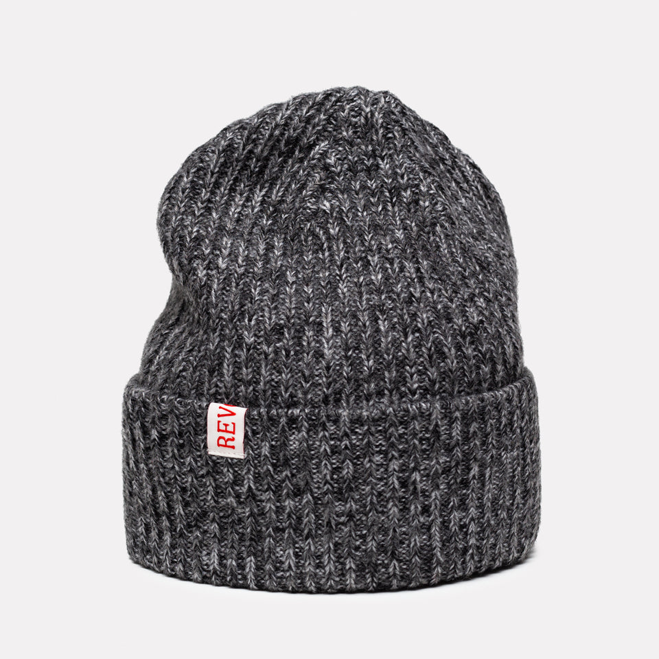 Structured Beanie Grey