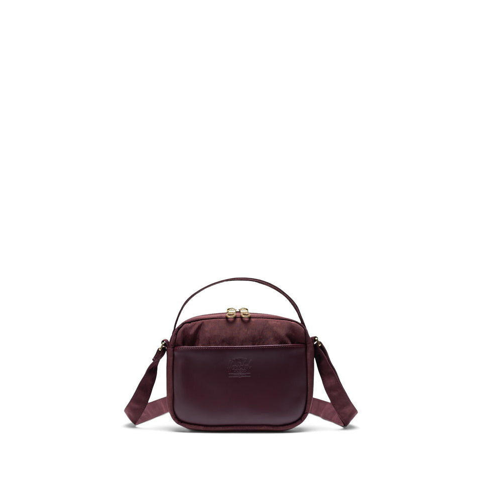 Orion Crossbody Mini Burgundy