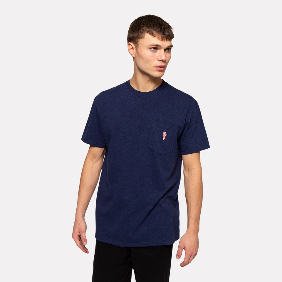 Loose-Fit Pocket Tee - marsclothing