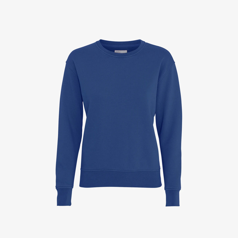 Classic Organic Crew Royal Blue - marsclothing