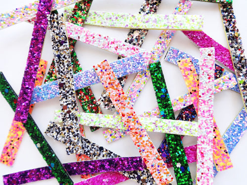 Small Shop Package Glitter Tape