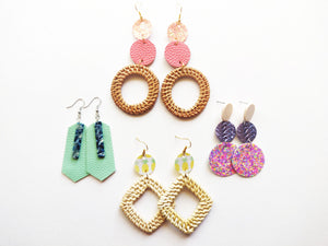 OOAK Earring Collection