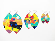 Sunny Afternoon Art Earring Collection