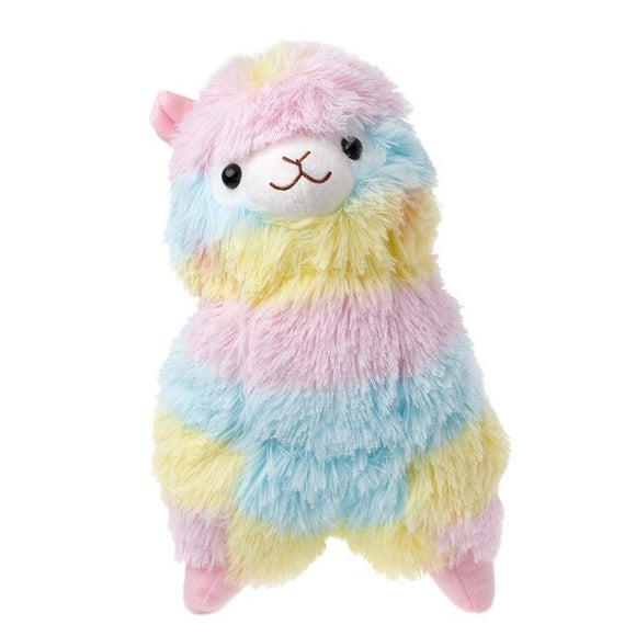 Peluche Alpaca color Arcoiris