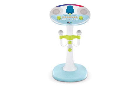 Singing Machine Kid's Pedestal Kids Karaoke System with Stand (SMK1010) - beyondtrendi