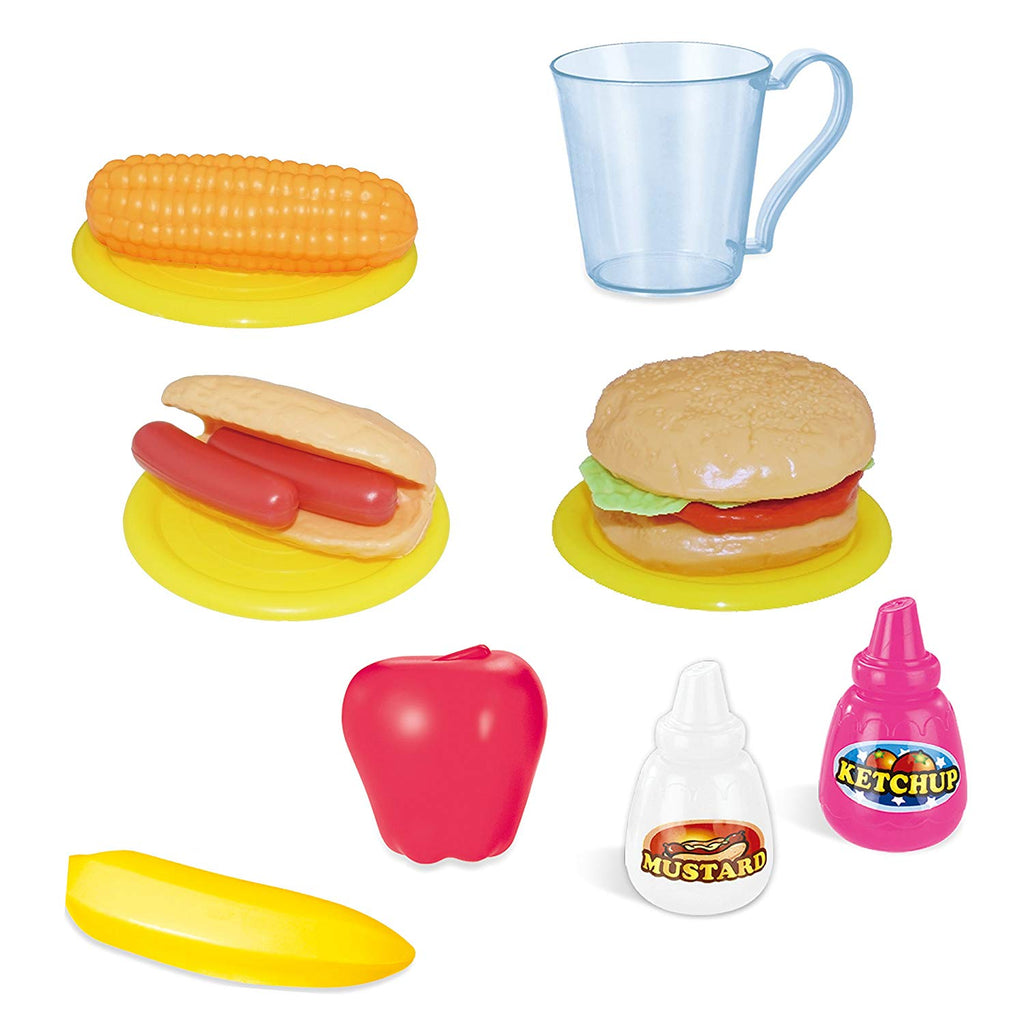 Joyin Toy Assorted Kitchen Appliance Toys with Mixer, Blender and Toaster Play Kitchen Accessories - beyondtrendi