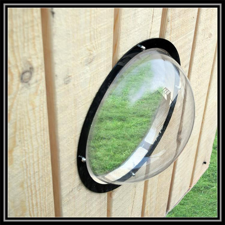 Pet Fence Bubble Window - beyondtrendi