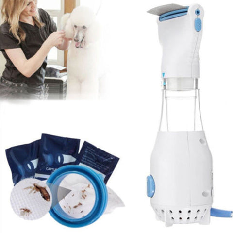 Pet Anti-lice Filter Vacuum Comb - beyondtrendi