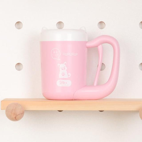 Dog Paw Cleaning Mug - beyondtrendi