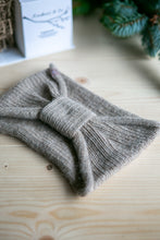 Load image into Gallery viewer, Luxury Gift Set - Alpaca Knitted Headband