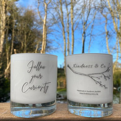 Follow Your Curiosity- Cassis & Wild Fig Candle