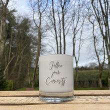 Load image into Gallery viewer, Follow Your Curiosity- Cassis & Wild Fig Candle