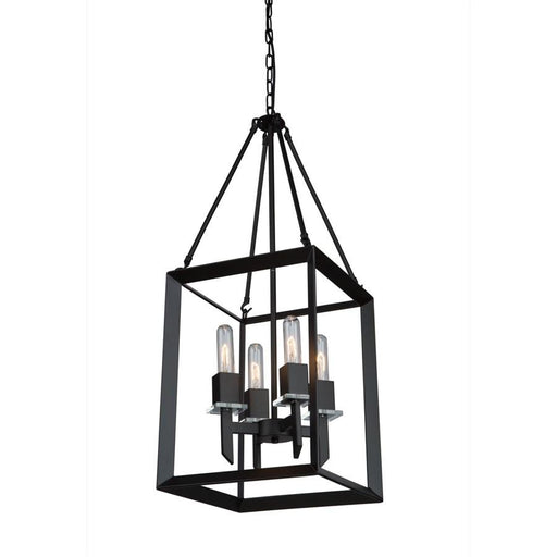 Artcraft Vineyard 4 Light Chandelier