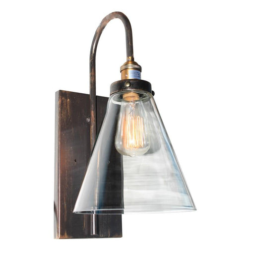 Artcraft Greenwich 1 Light, Bronze and Copper