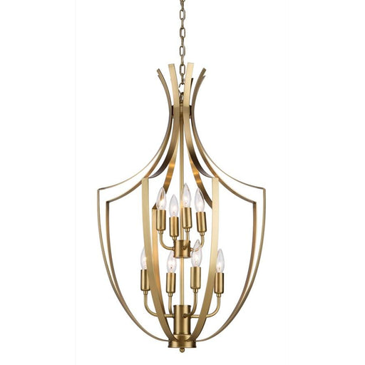 Artcraft Newport 8 Light Chandelier