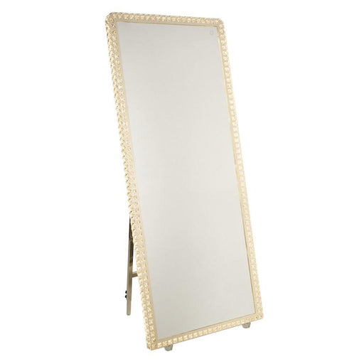 "Artcraft Reflections 27"" Mirror with 1 LED Light"