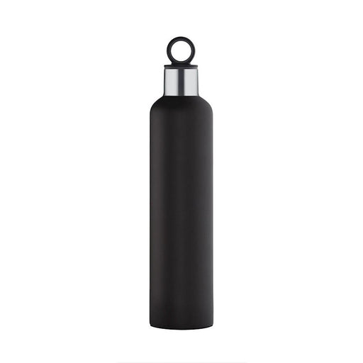 Blomus 2Go Water Bottle 25 Oz Black - 63604