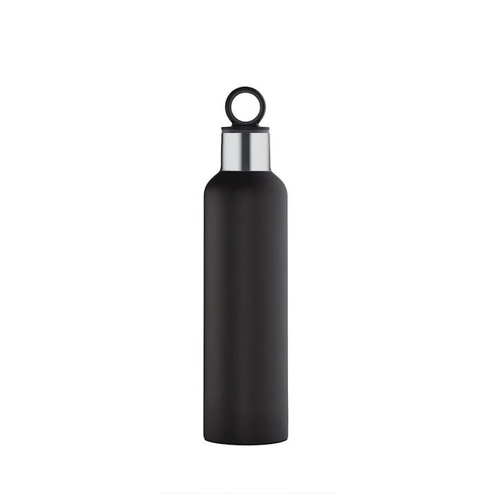 Blomus 2Go Water Bottle 17 Oz Black - 63606