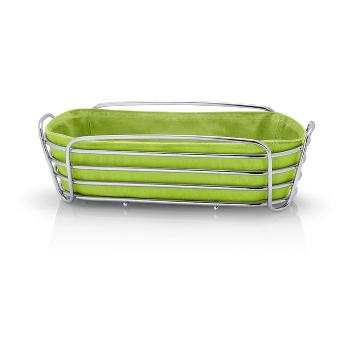 Blomus Delara Bread Basket, Green - 63673