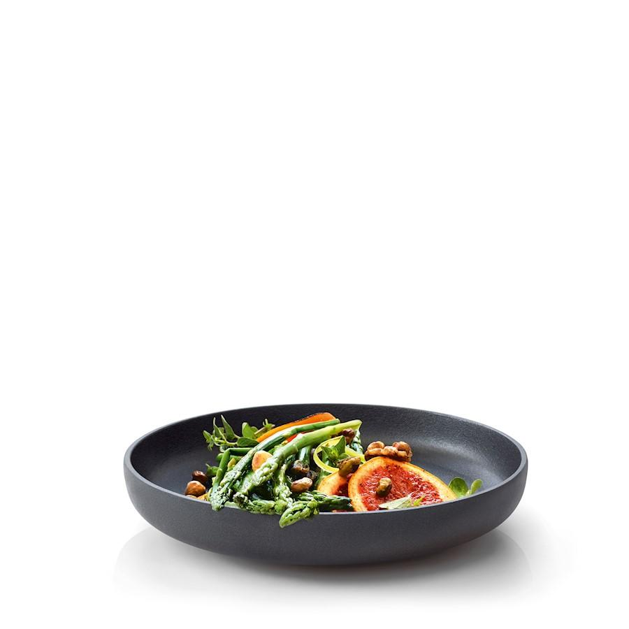 Blomus Ono Cast Iron Serving Bowl Tray, Large