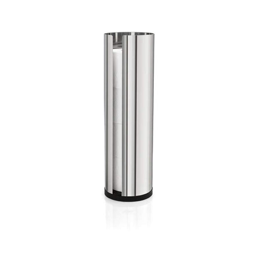 Blomus Nexio 4 Roll Toilet Paper Holder, Polished - 66658
