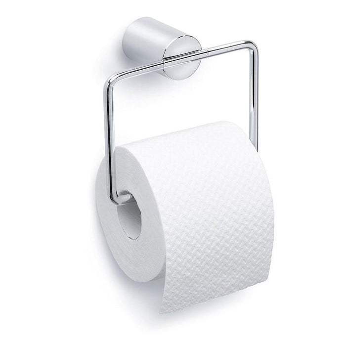 Blomus Duo Polish Euro Sized Toilet Paper Holder - 68575