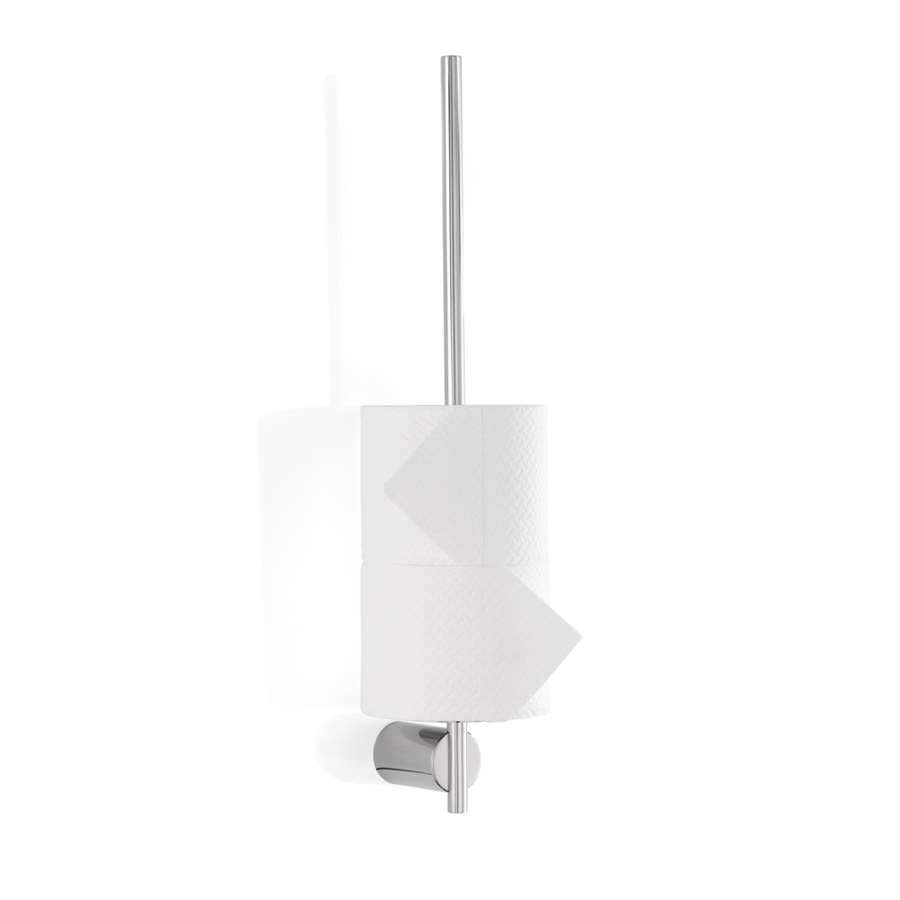Blomus Duo Polished Wall Mounted Toilet Roll Holder - 68577
