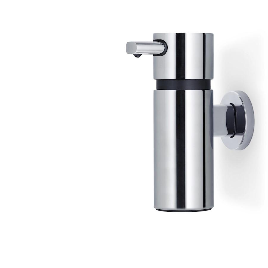 Blomus Areo Wall-Mounted Soap Dispenser, Polished - 68814