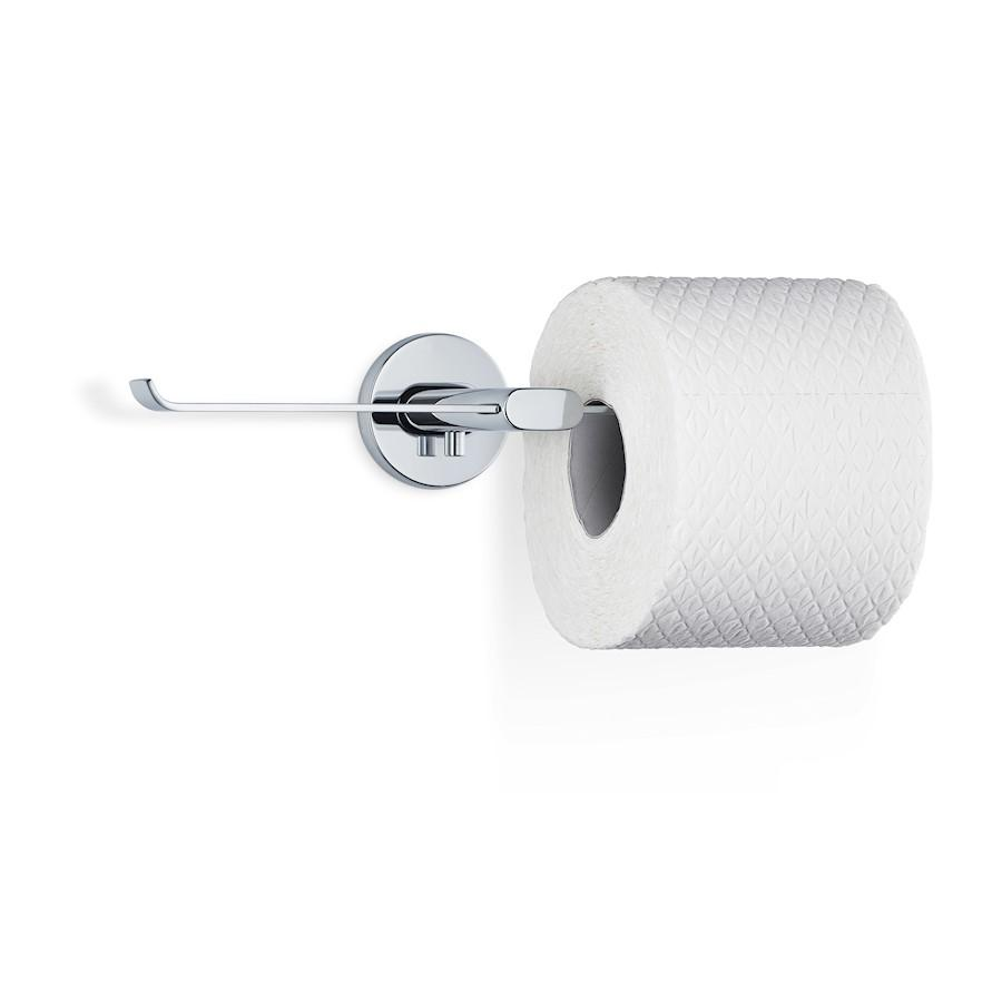 Blomus Areo Twin Toilet Paper Holder, Polished - 68817