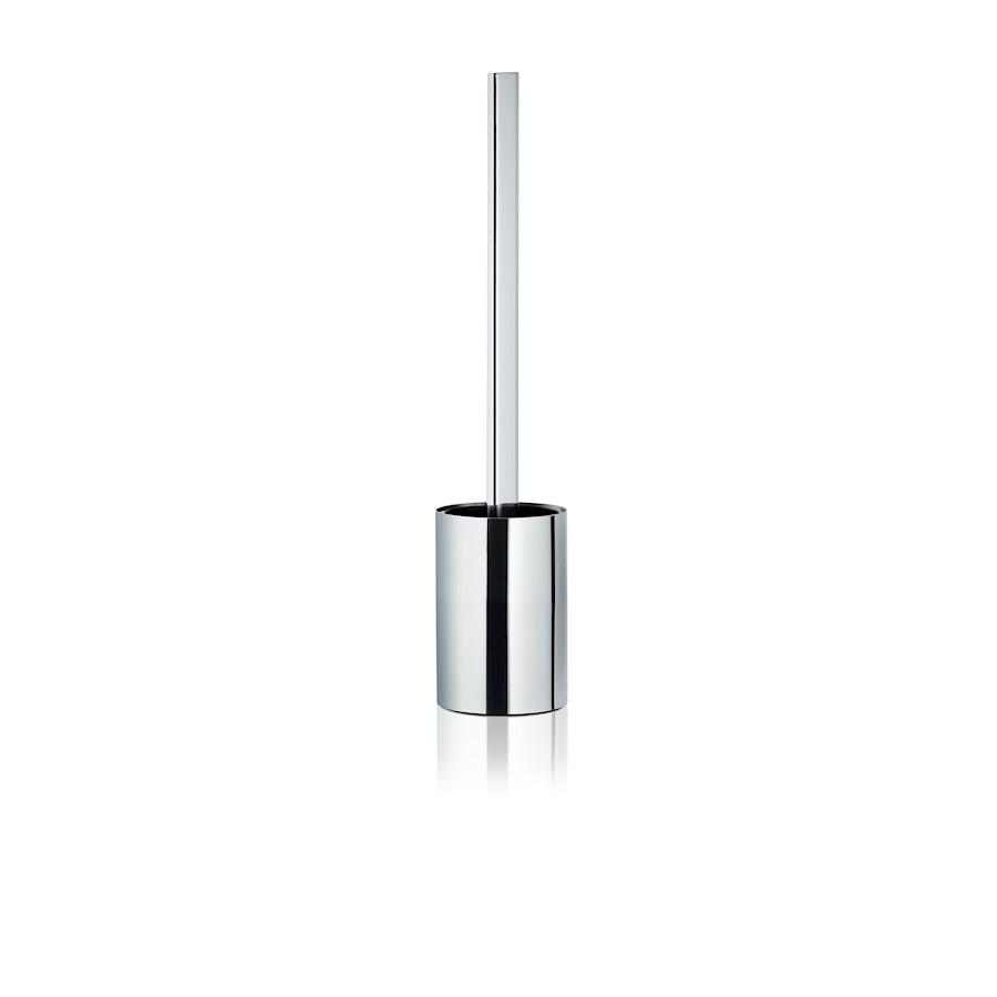 Blomus Areo Toilet Brush, Polished, Stainless Steel, Plastic - 68914