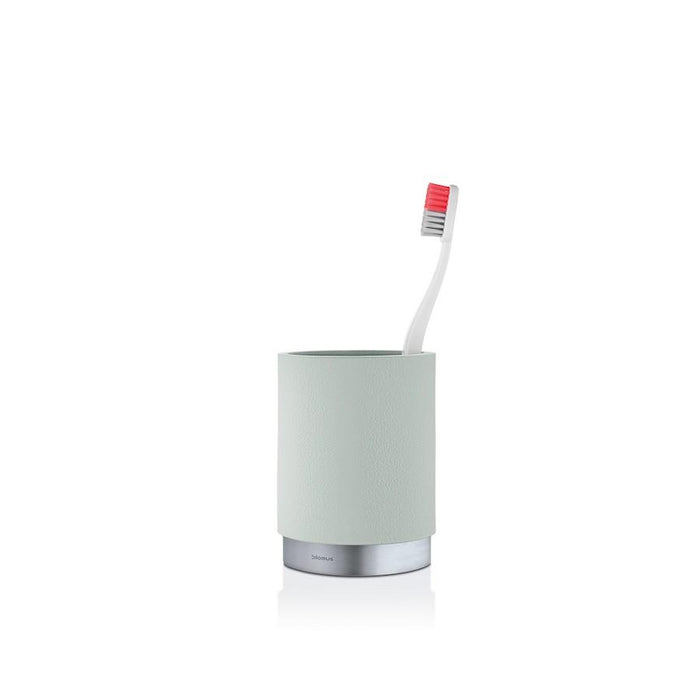 Blomus Ara Toothbrush Mug, Ice Green - 68962